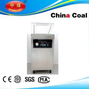 Dzq400 Single Chamber Food Vacuum Packaging Machine From China Coal Group
