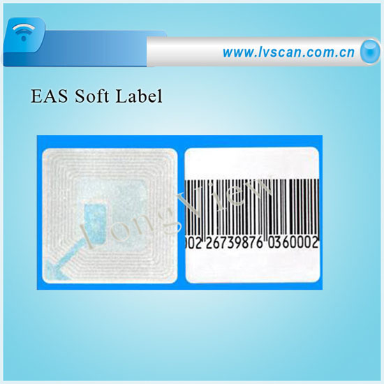 Eas Soft Labels Lanyard For Security