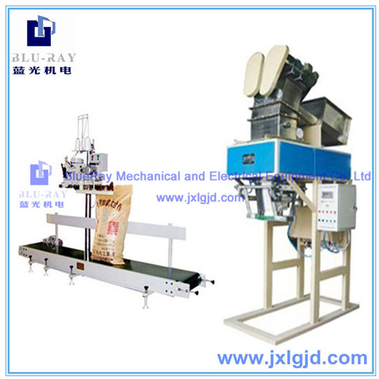 Easy Installation Operation Maintenance Flour Packing Machine
