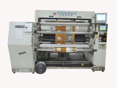 Easy Tearing Line Plastic Package Laser Cutting Machine