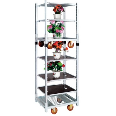 Easy To Move Shelf Trolley
