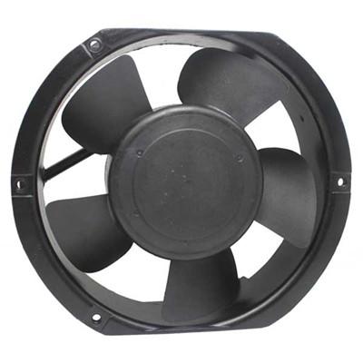 Ec Fan 17251b Cooling Axial Sleeve Bearing Two Ball