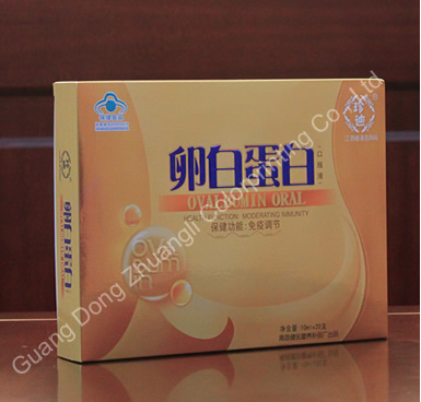 Eco Friendly Paper Packaging Food Product Box