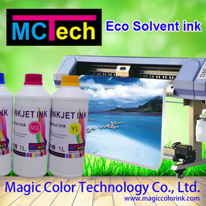 Eco Solvent Ink For Roland Mimaki Mutoh