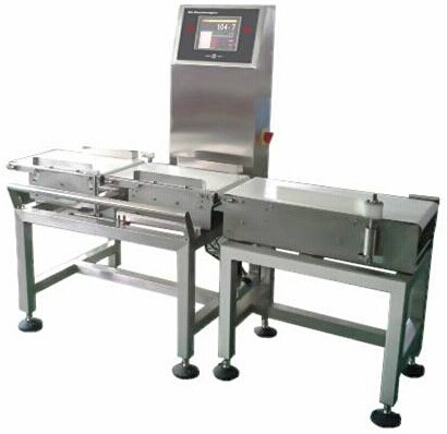 Economical Checkweigher Used For Ferrero Rocher Dcc 500