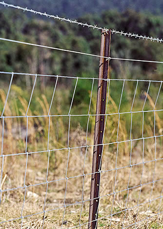 Economical Hinge Joints Field Fencing For Rural Farms