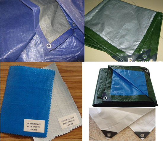 Economical Laminated Tarpaulin Sheet For Cover With Good Price