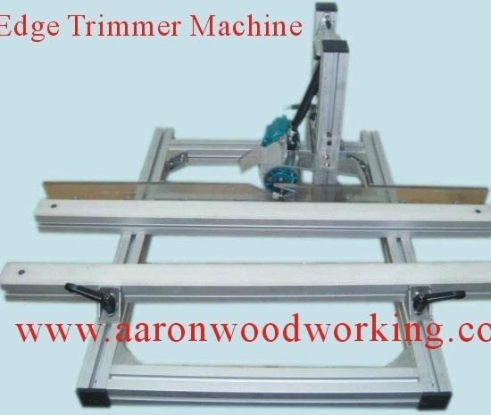Edge Trimming Machine Sem I