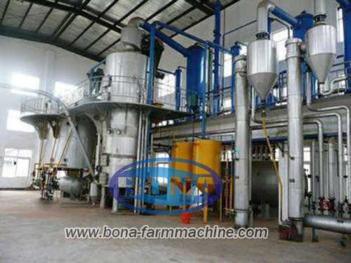 Edible Oil Refining Machine Crude