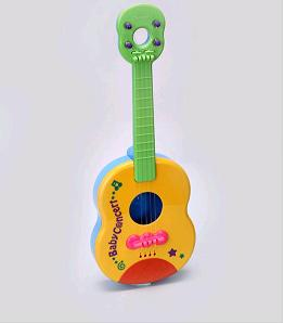 Educational Plastic Electric Guitar Toys