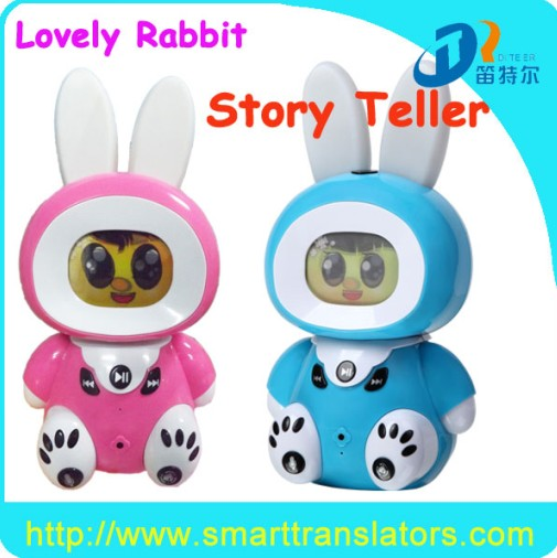 Educational Toy For Toddlers St001 Mp3 Story Teller English Language