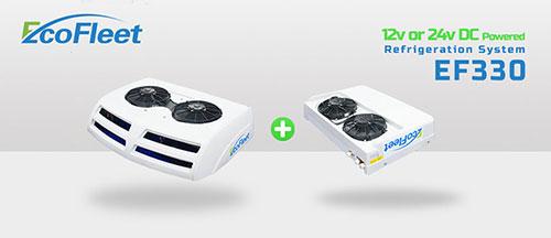 Ef330 Electrical Refrigeration Units For Chiller Van