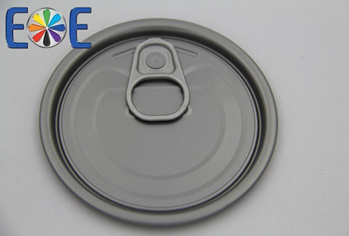 Egypt 214 Tinplate Sea Food Can Lid Easy Open Manufacturer