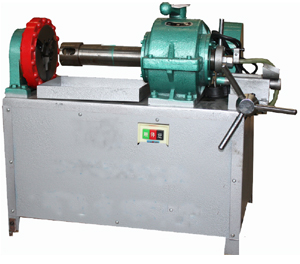 Electric Bar Blot Threading Machine