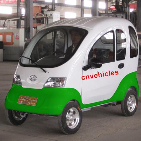 Electric Car Yudi Ec001