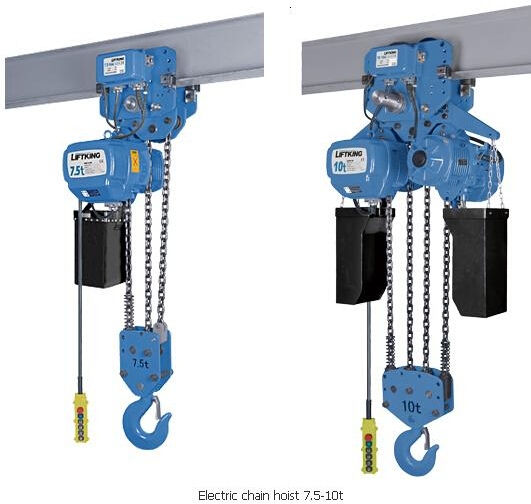 Electric Chain Hoist 7 5 10t