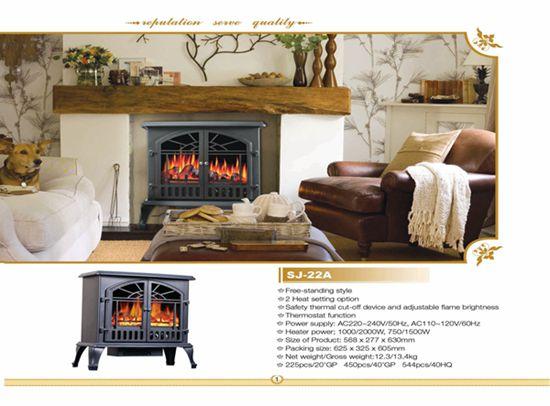 Electric Fireplace Sj 22a