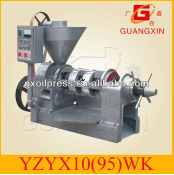 Electric Heating Oil Press Expeller Yzyx10 65288 95 65289 Wk