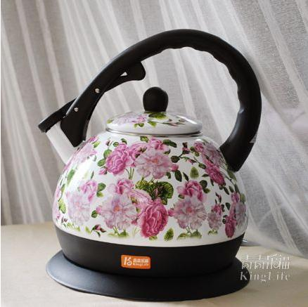 Electric Kettles Whistling Kettle Boiling
