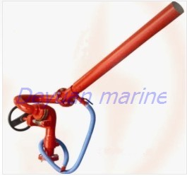 Electric Operated Fire Monitor Ss80el Screw Descriptions Pipe