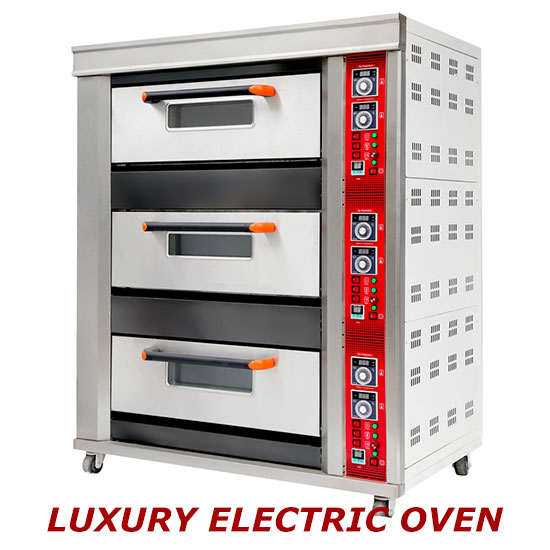 Electric Oven Manufacture