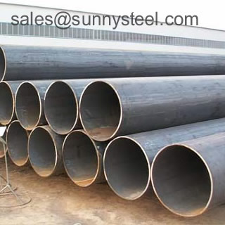 Electric Resistance Welded Pipe Erw
