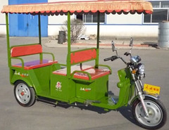 Electric Tricycles Bicycles For Passengers Three Wheeler Auto Rickshaw