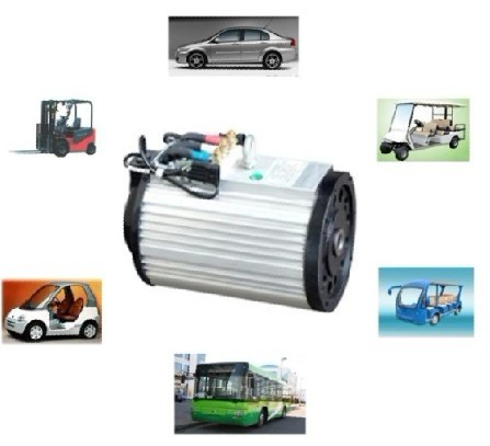 Electric Vehicle Ac Motor