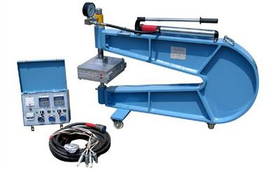 Electrical Conveyor Belt Repair Machine