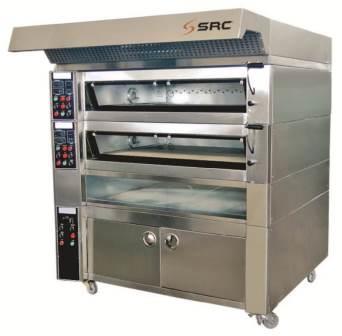 Electrical Matador Deck Baking Oven