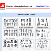 Electrical Power Fittings 40kn 160kn