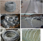 Electro And Hot Dipped Galvanized Iron Wire All Gauge Verified By Tuv Rheinland