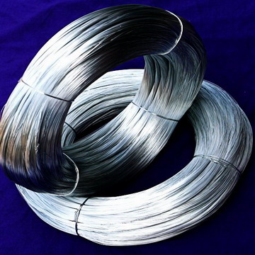 Electro And Hot Dipped Galvanized Wire