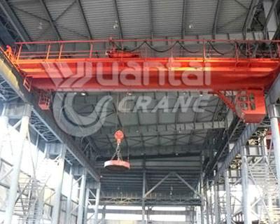 Electromagnetic Overhead Crane