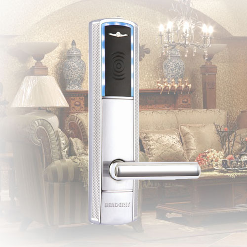 Electronic Digital Rfid Key Card Hotel Lock From China With Advanced System