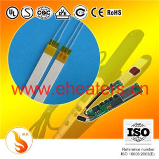 Electronic Heating Device Mch Basis For Hair Straightener