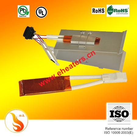 Electronic Heating Device Ptc Basis For Depilatory Wax Warmer