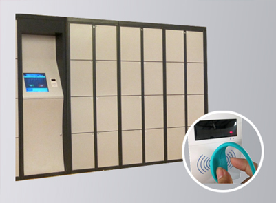 Electronic Lockers E Locker