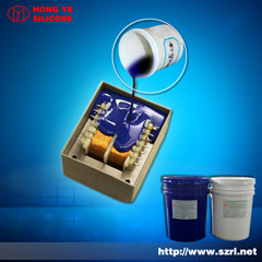 Electronic Potting Compound Silicone Rubber For Molding