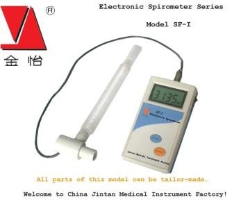 Electronic Spirometer