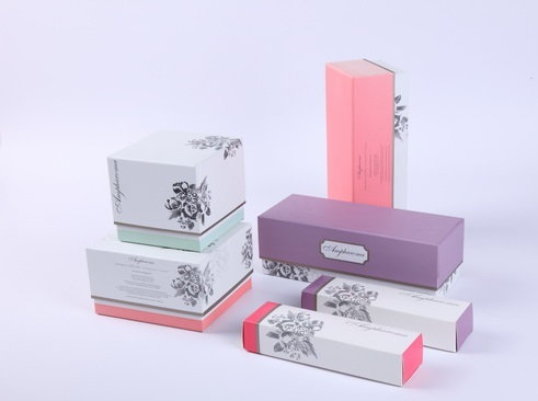 Elegant Kinds Of Paper Packing Gift Box