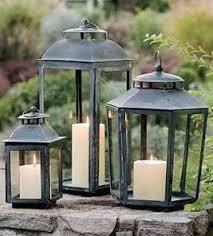 Elegantly Designed Collection Of Garden Candle Holders