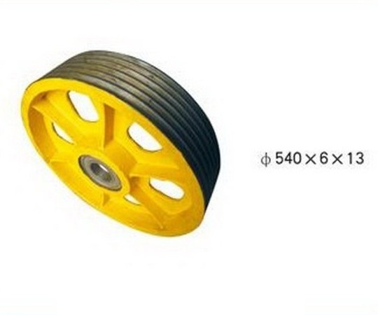 Elevator Traction Sheave 65292 Pulley