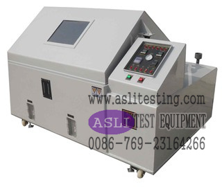 Embedded Microprocessor Salt Spray Testing Equipment