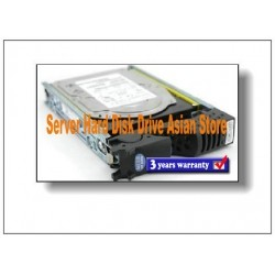 Emc Ax Ss15 450 005048957 450gb 15k Rpm 2 5inch Sas Server Hard Disk Drive