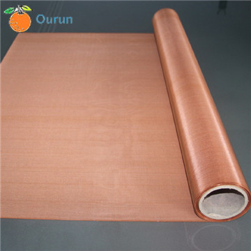 Emi And Rfi Shielding Mesh Use Copper