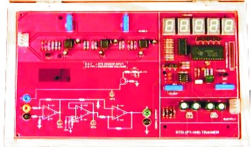 Emperature Measurement Using Thermocouple Trainer Tlc104