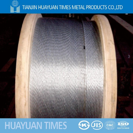 En 10264 Wire Rope Carbon Steel