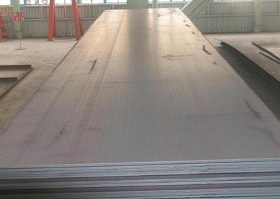 En10155 S235j2w Steel Plate Price