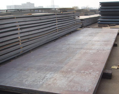 En10155 S355j0w Steel Plate With High Quality